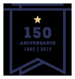 Cucarda – 150 Años